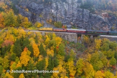 Conway Scenic Rail Road in Crawford Notch, NH #2