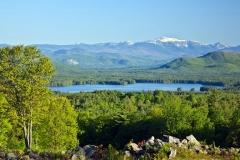 Mt Washington and Conway Lake