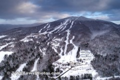 Burke Mountain Vermont March 2020