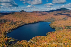 Bald Hill Pond  Westmore, VT October 2019