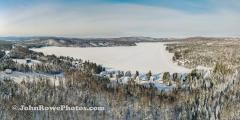 Back Lake Pittsburg, NH