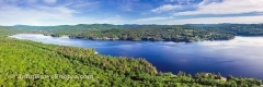 Lake Francis From Cedar Stream Road -  June 2021