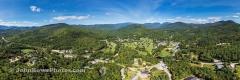 Jackson, NH Looking Toward The White Mountains