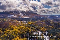 Burke Snowliage 10/18/20 North