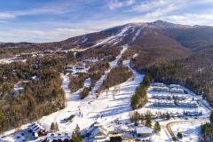Burke Mountain January 11, 2018
