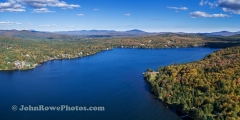Back Lake Fall Panorama
