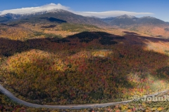 Pinkham Notch, NH Panorama  10/9/20