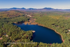 Moores Pond  -  Tamworth & Madison, NH  10/9/20