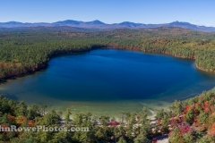 White Lake State Park Panorama  - Tamworth, NH  10/9/20