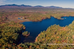 Bearcamp Pond Panorama Sandwich, NH  10/9/20