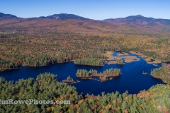 Great Hill Pond - Tamworth, NH  10/9/20