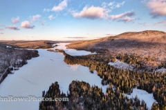 Norton Pond Panorama  12/29/20