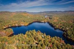 Upper Danforth Bay - Ossipee Lake, NH