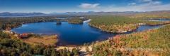 Leavitt Bay Panorama - Ossipee Lake, NH