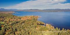 North End of Main Lake - Ossipee Lake, NH