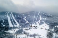 Jay Peak Snow Cloud  December 2020