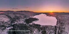 Norton Pond Sunset 12/29/20