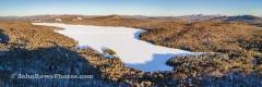 Maidstone Lake Panorama 1/31/21
