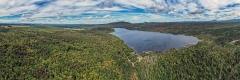 Holland Pond - Holland, Vermont Panorama