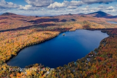 Newark Pond, VT October 2019