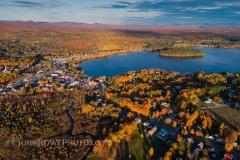 Island Pond, Vermont  October 2019