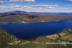 Wallace Pond Panorama 9/18/20