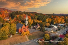 St. Elizabeth Catholic Church in Lyndonville, Vermont