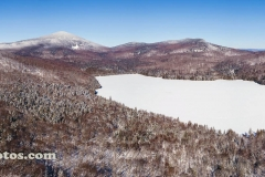 Bald Hill Pond in Westmore, VT 2/18/21