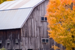 Old Barn in Northern Vermont