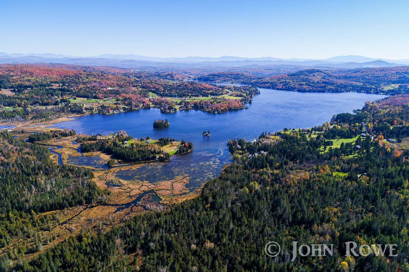 joes pond danville and cabot vt